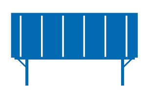 Stahl-Wechselkoffer by ATV