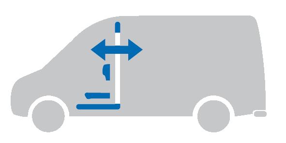 ATV   ECO Shelf 2.0   Trennwand-Schiebetür